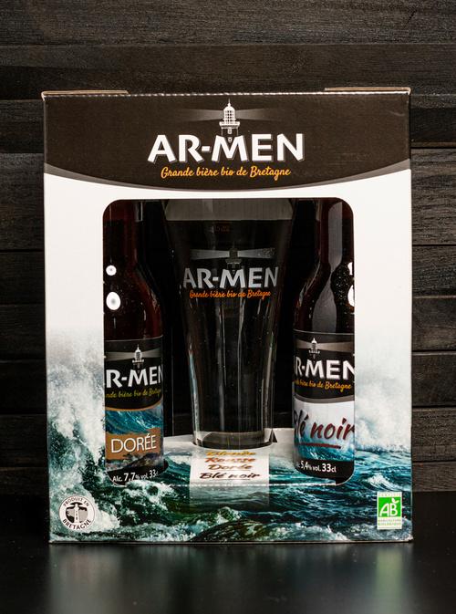 COFFRET ARMEN -21.50€
