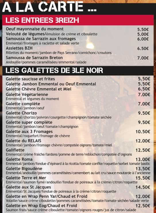 Le relais breton
