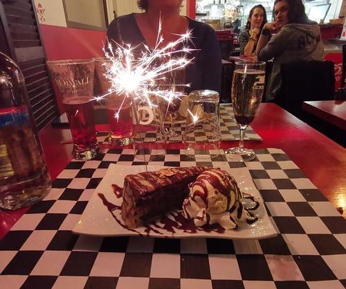 Quand un dessert s''invite à votre table !
