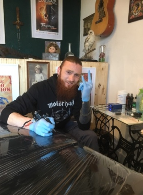 ROCK TATTOO and POESIE