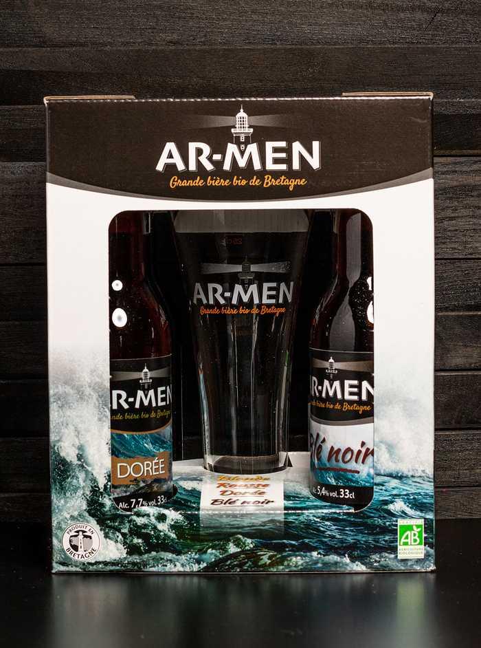 COFFRET ARMEN -21.50€ 0