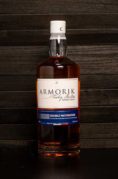 WHISKY ARMORIK DOUBLE 0
