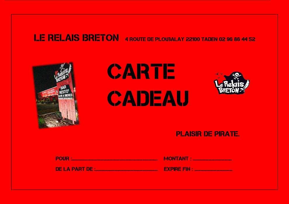 CARTE CADEAU 0